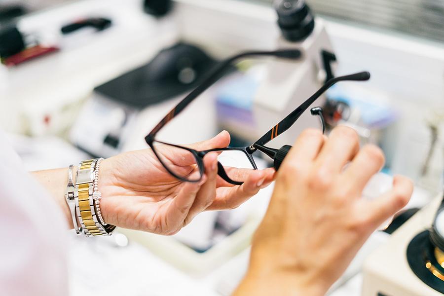 Profitez de tarifs préférentiels sur vos lunettes